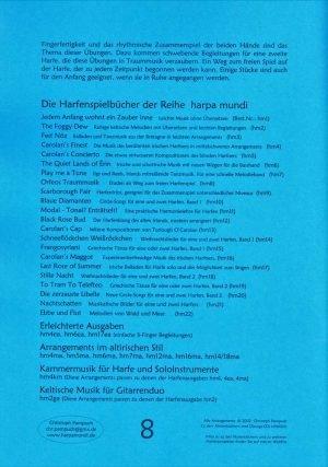 Orfeos Traummusik Harfe harpa mundi