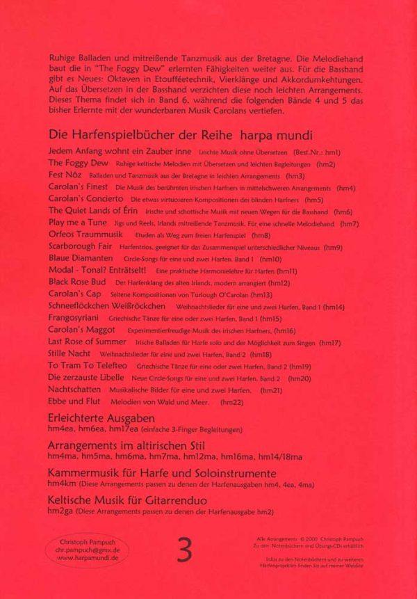 harpa mundi Fest Noz