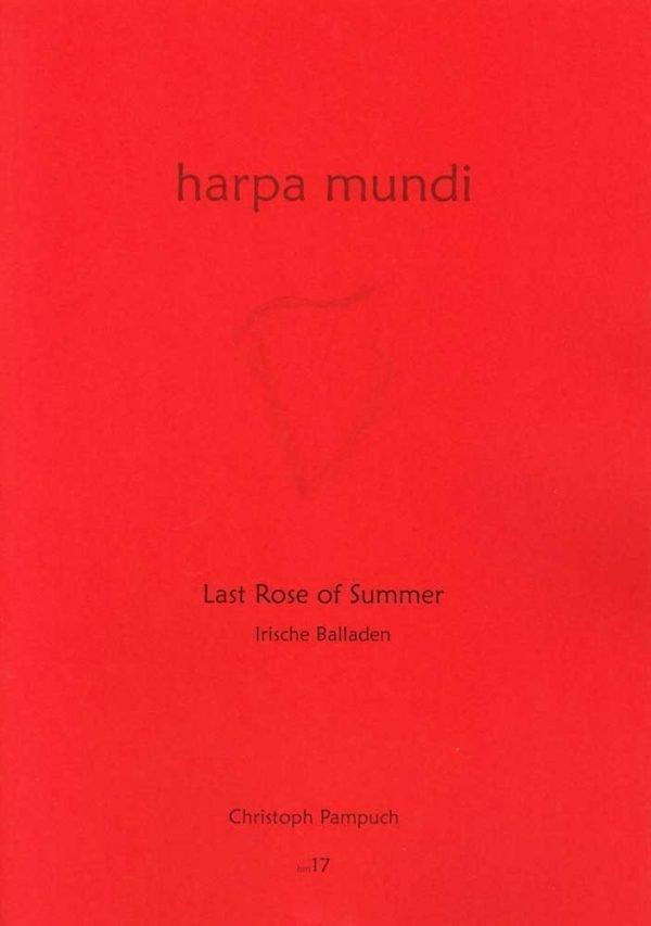 harpa mundi Last Rose Of Summer Harfe