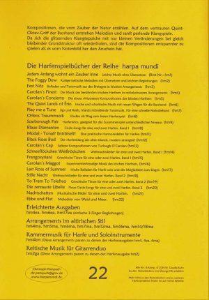 Ebbe und Flut Harfe Claudia Kuhn