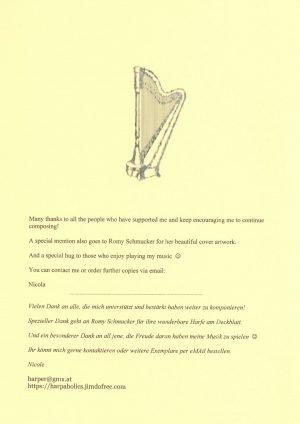 Peniston-Bird Spielend Voran 1 Harfe