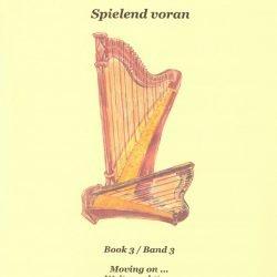 Nicola Frances Peniston-Bird Spielend voran 3 Harfe