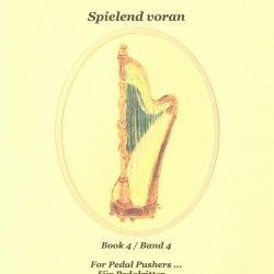 Nicola Frances Peniston-Bird Speielnd voran 4 Harfe