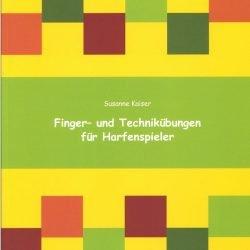 Finger- und Technikübungen für Harfenspieler | Susanne Kaiser Harfe
