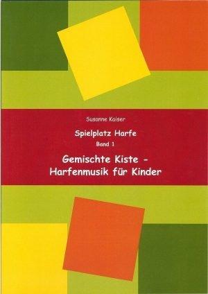 Gemischte Kiste - Harfenmusik für Kinder | Susanne Kaiser Harfe