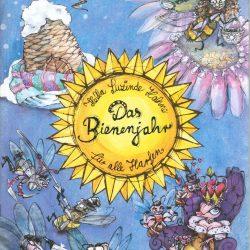 Das Bienenjahr Hella Luzinde Hahne Harfe