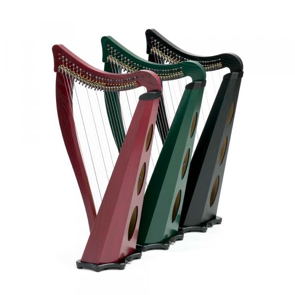 Dusty Strings Harfen Ravenna