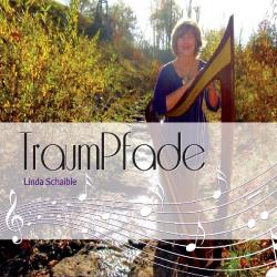 CD Linda Schaible Traumpfade Harfe