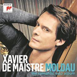 Xavier de Maistre Moldau Harfe