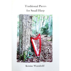 Kristine Warmhold Traditional Pieces for Small Harp Harfe